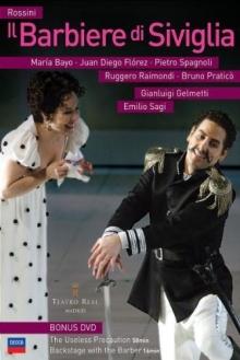 Rossini: Il Barbiere Di Siviglia - de Juan Diego Flórez, Maria Bayo, Pietro Spagnoli