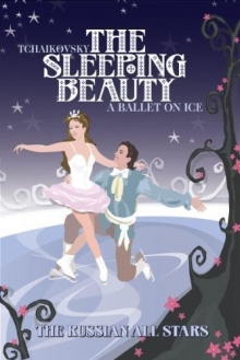Tchaikovsky: Sleeping Beauty On Ice - de Russian All-stars, Russian Symphonic Orchestra, Yevgeny Fedorovich Svetlanov