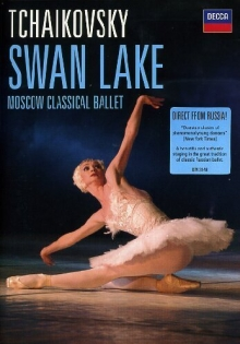 Swan Lake - de Moscow Classical Ballet, Orchestra Of Moscow Classical Ballet, Pavel Salnikov