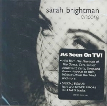 Encore - de Sarah Brightman