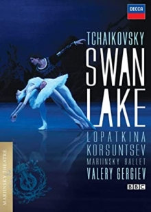 Tchaikovsky: Swan Lake - de Ulyana Lopatkina, Danila Korsuntsev, Artists Of The Mariinsky Ballet