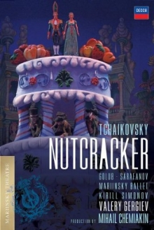 Tchaikovsky: The Nutcracker - de Artists Of The Mariinsky Ballet, Orchestra Of The Mariinsky Theatre, Valery Gergiev