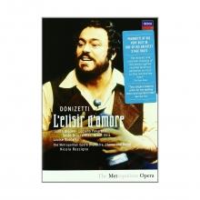 Donizetti: L\'elisir D\'amore - de Luciano Pavarotti, Judith Blegen, Brent Ellis