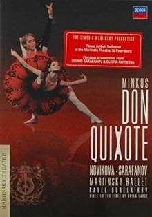 Minkus: Don Quixote - de Vladimir Ponomarev, Olesya Novikova, Leonid Sarafanov
