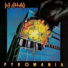 Pyromania - de Def Leppard