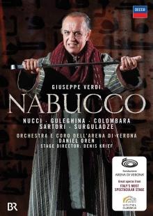 Verdi: Nabucco - de Leo Nucci, Maria Guleghina, Carlo Colombara