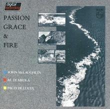 Passion Grace And Fire - de Paco De Lucia, John Mclaughlin, Al Di Meola