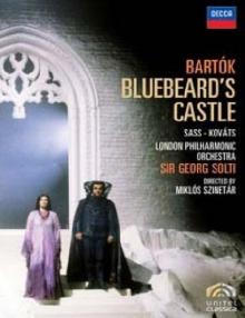 Bartok: Bluebeard\'s Castle - de Sylvia Sass, Kolos Kováts, London Philharmonic Orchestra