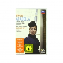 Strauss, R.: Arabella - de Gundula Janowitz, Bernd Weikl, Wiener Philharmoniker