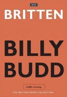 Britten: Billy Budd - de Peter Pears, Peter Glossop, Michael Langdon