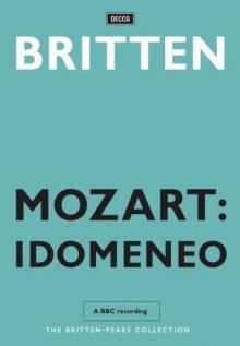 Mozart: Idomeneo - de Heather Harper, Peter Pears, English Chamber Orchestra