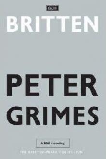 Britten: Peter Grimes - de Peter Pears, Heather Harper, London Symphony Orchestra