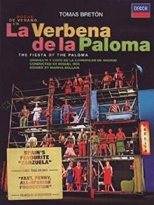 Bretón: La Verbena De La Paloma - de Various Artists, Orquesta De La Comunidad De Madrid, Miguel Roa