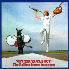 Get Yer Ya-ya's Out! - de The Rolling Stones