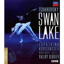 Tchaikovsky: Swan Lake - de Artists Of The Mariinsky Ballet, Orchestra Of The Mariinsky Theatre, Valery Gergiev