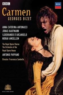 Bizet: Carmen - de Anna Caterina Antonacci, Jonas Kaufmann, Ildebrando D' Arcangelo