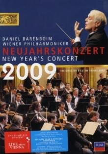 New Year\'s Concert 2009 - de Wiener Philharmoniker, Daniel Barenboim