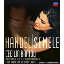 Handel: Semele - de Cecilia Bartoli
