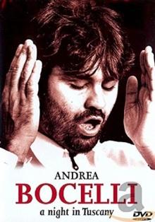 Andrea Bocelli - A Night In Tuscany - de Andrea Bocelli