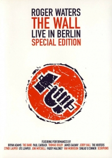 The Wall Live In Berlin Special Edition - de Roger Waters