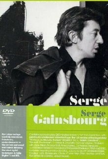 Coffret 2 Dvd - de Serge Gainsbourg