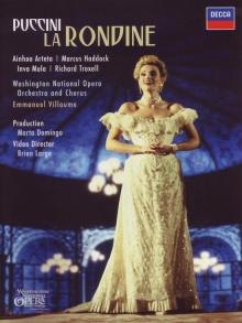 Puccini: La Rondine - de Ainhoa Arteta, Marcus Haddock, Washington National Opera Orchestra