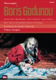 Moussorgsky: Boris Godunov - 1872 Version - de Valery Gergiev