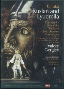 Ruslan And Lyudmila - de Anna Netrebko, Vladimir Ognovenko, Valery Gergiev