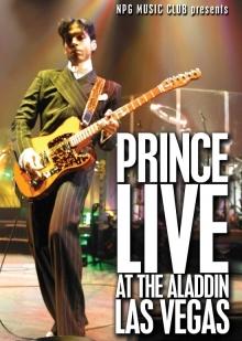 Live At The Aladdin Las Vegas - de Prince