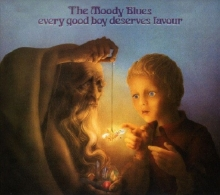 Every Good Boy Deserves Favour - de The Moody Blues