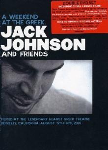 Jack Johnson / A Weekend At The Greek - de Jack Johnson