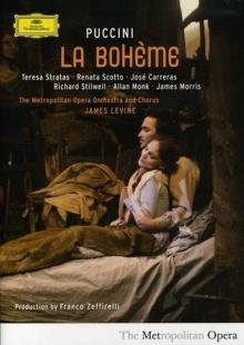 Puccini: La Bohème - de Teresa Stratas, Renata Scotto, José Carreras