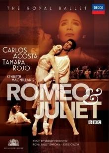 Prokofiev: Romeo & Juliet - de Carlos Acosta, Tamara Rojo, The Royal Ballet