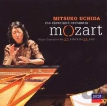 Mozart: Piano Concertos Nos.24 & 23 - de Mitsuko Uchida, The Cleveland Orchestra