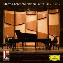 Salzburg - de Martha Argerich, Nelson Freire