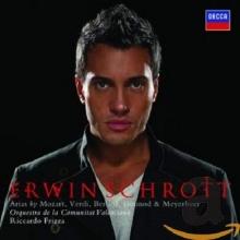 Erwin Schrott - Arias By Mozart, Verdi, Berlioz, Gounod & Meyerbeer - de Erwin Schrott, Orquestra De La Comunitat Valenciana, Riccardo Frizza