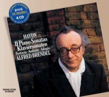 Haydn: Piano Sonatas - de Alfred Brendel