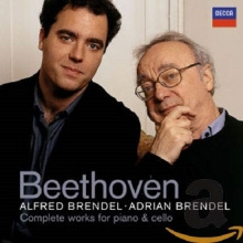 Beethoven: Complete Works For Piano & Cello - de Alfred Brendel, Adrian Brendel