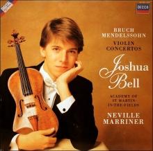 Bruch, Mendelssohn, Mozart Violin Concertos - de Joshua Bell