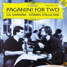 Paganini For Two - de Gil Shaham, Göran Söllscher