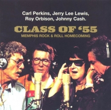 Class Of  55 - de Johnny Cash, Jerry Lee Lewis, Roy Orbison
