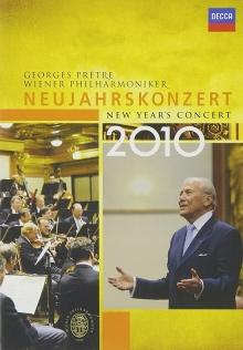 New Year's  Concert 2010 - de Wiener Philharmoniker, Georges Prêtre