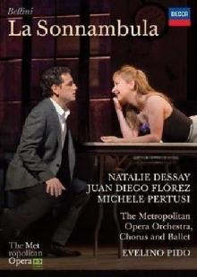 Bellini: La Sonnambula - de Natalie Dessay, Juan Diego Flórez, Jennifer Black