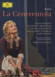 Rossini: La Cenerentola - de Rachelle Durkin, Patricia Risley, Elina Garanca