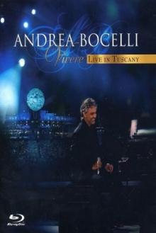 Vivere - Live In Tuscany - de Andrea Bocelli