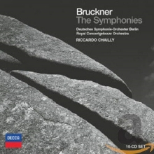 Bruckner: The Symphonies - de Deutsches Symphonie-orchester Berlin, Royal Concertgebouw Orchestra, Riccardo Chailly