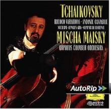 Tchaikovsky: Rococo Variations; Souvenir De Florence; Lensky's Aria From  - de Mischa Maisky, Orpheus Chamber Orchestra