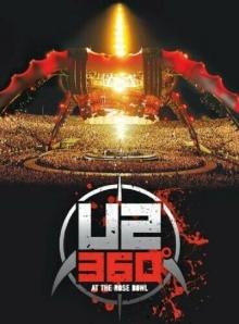 U2360° At The Rose Bowl - de U2