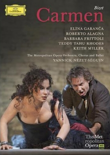 Bizet: Carmen - de Elina Garanca, Metropolitan Opera Orchestra, Yannick Nézet-séguin