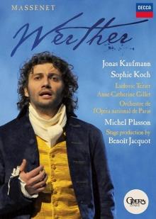 Massenet: Werther - de Jonas Kaufmann, Sophie Koch, Ludovic Tézier